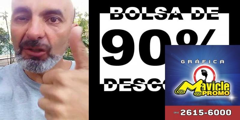 Bolsa de 90% para distribuidores de gás   Academia do Distribuidor   Imã de geladeira e Gráfica Mavicle Promo