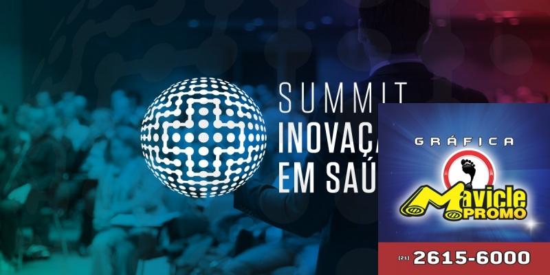 A tecnologia e a inovação são temas centrais da Cimeira de Inovação em Saúde   Guia da Farmácia   Imã de geladeira e Gráfica Mavicle Promo