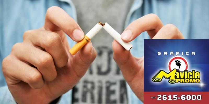 Os Medicamentos que ajudam a parar de fumar   Guia da Farmácia   Imã de geladeira e Gráfica Mavicle Promo