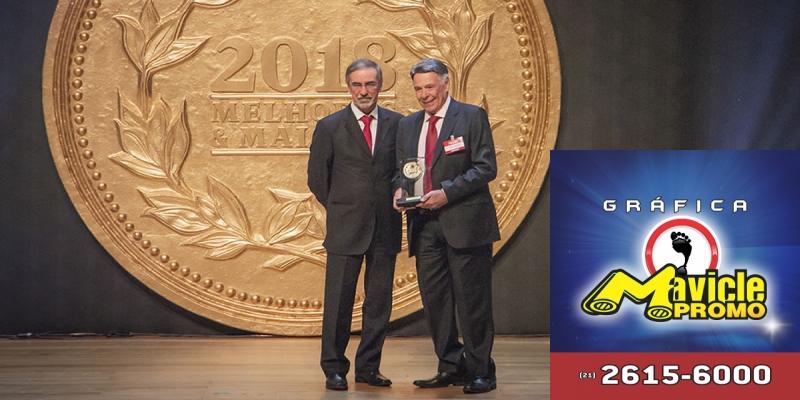 Prêmios destacam se as indústrias farmacêuticas