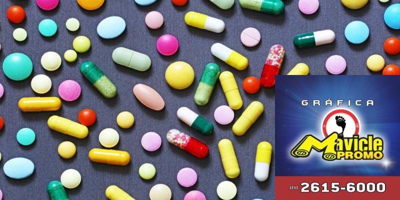 MIPs e genéricos ajudam a indústria farmacêutica a aquecer o mercado   Guia da Farmácia   Imã de geladeira e Gráfica Mavicle Promo