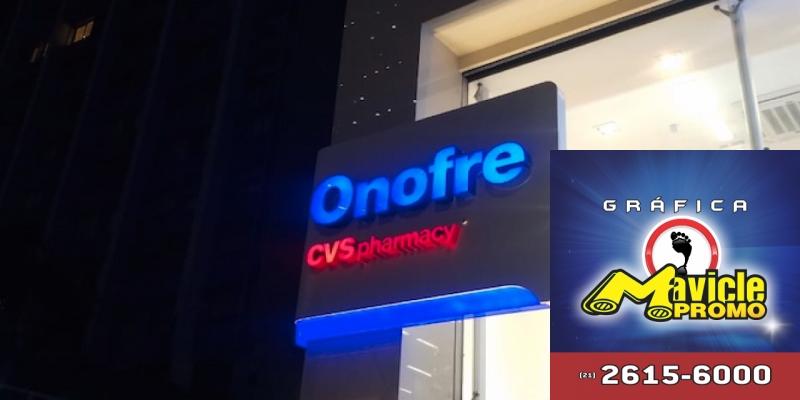 Primeira CVS do Brasil é inaugurada, oficialmente, em São Paulo   Guia da Farmácia   Imã de geladeira e Gráfica Mavicle Promo
