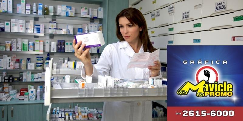 O Papel da farmácia no cuidado oncológico   Guia da Farmácia   Imã de geladeira e Gráfica Mavicle Promo