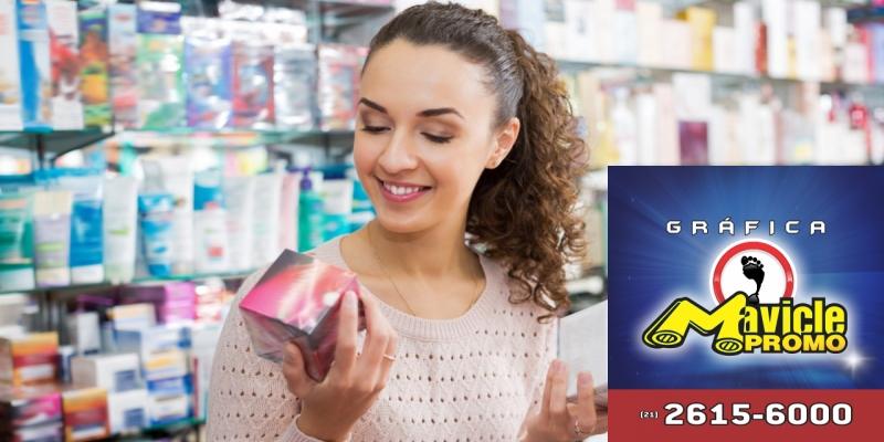 Black Week em grandes redes de farmácias   Guia da Farmácia   Imã de geladeira e Gráfica Mavicle Promo