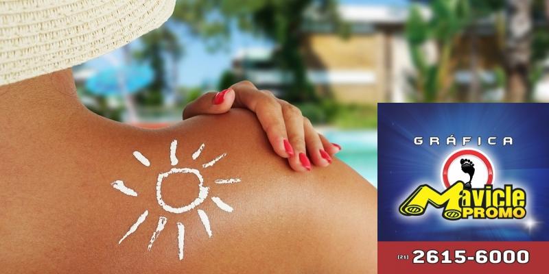 Apoie a Dezembro Laranja contra o câncer de pele   Guia da Farmácia   Imã de geladeira e Gráfica Mavicle Promo