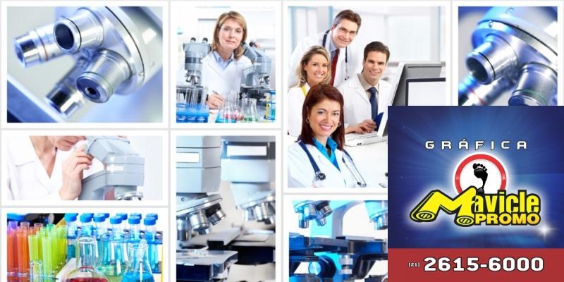Alemão, abre suas portas a estudantes e profissionais da saúde   Imã de geladeira e Gráfica Mavicle Promo