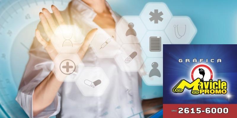 A Boehringer e a IBM exploram a tecnologia blockchain em ensaios clínicos.   Imã de geladeira e Gráfica Mavicle Promo