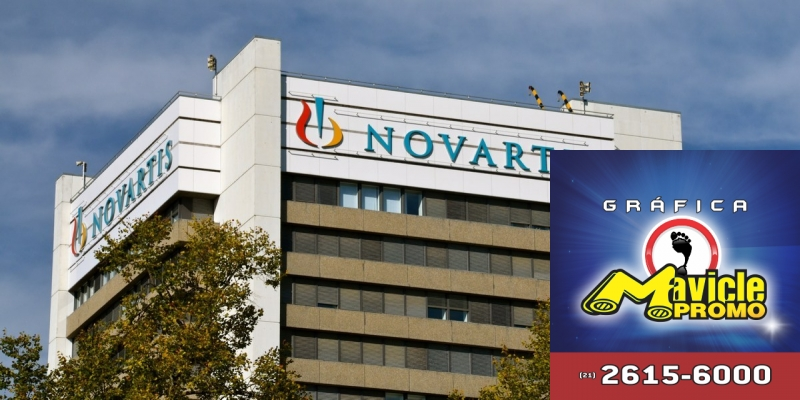 Novartis paga US$ 310 por minha ativos de especialista na inflamação.   Imã de geladeira e Gráfica Mavicle Promo