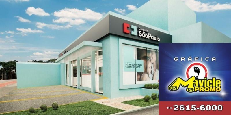 Farmácias São Paulo é eleita a melhor farmácia de São Paulo   Imã de geladeira e Gráfica Mavicle Promo