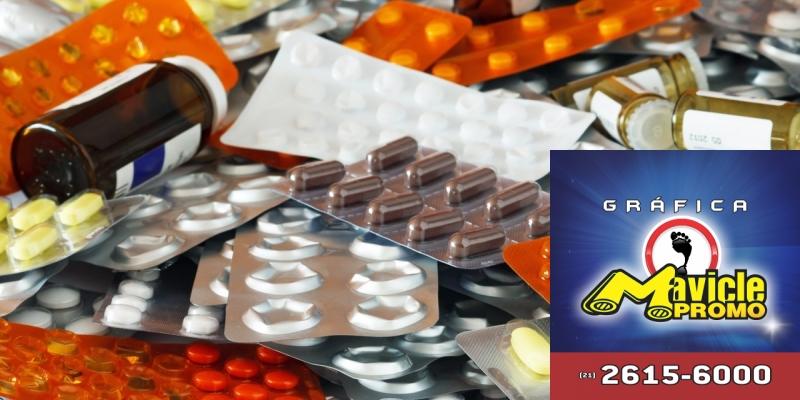 O descarte de medicamentos podem ter logística reversa obrigatória   Imã de geladeira e Gráfica Mavicle Promo