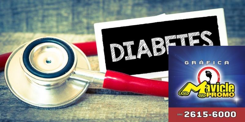 Pesquisa CFF: um em cada cinco brasileiros pode ter diabetes   Imã de geladeira e Gráfica Mavicle Promo