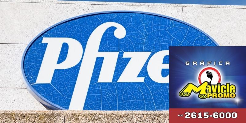 A Pfizer adquiriu uma Matriz de BioPharma por um total de us$ 11 milhões de dólares   Imã de geladeira e Gráfica Mavicle Promo