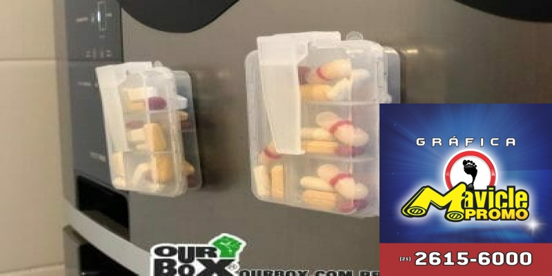 porta comprimidos semanal ultrafarma